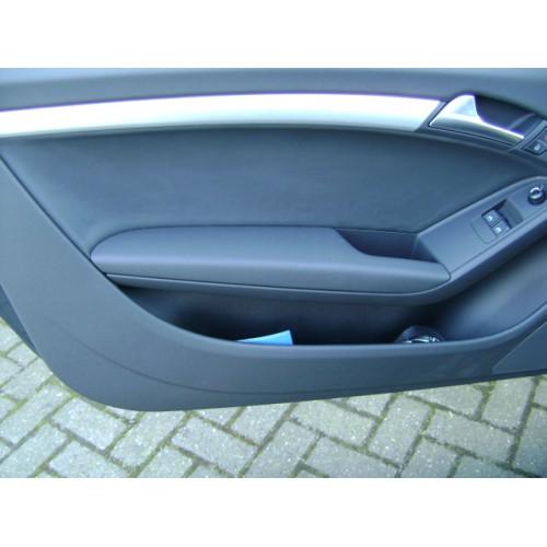 Audi a5 coup 2008 lederen interieur for Lederen interieur
