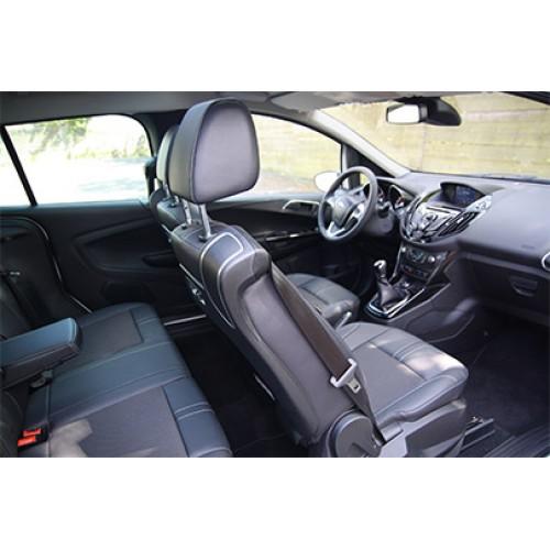 Ford b max 2013 lederen interieur for Lederen interieur