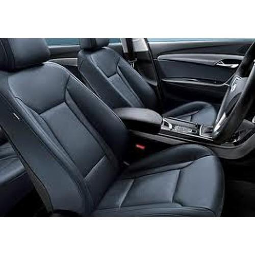 Hyundai i40 2011 lederen interieur for Lederen interieur