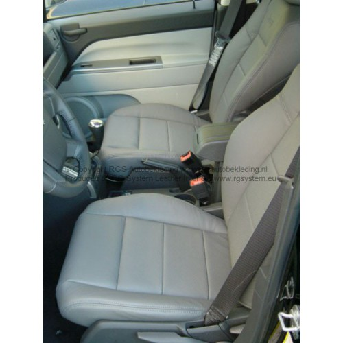 Jeep patriot 2007 2011 lederen interieur elan for Interieur jeep