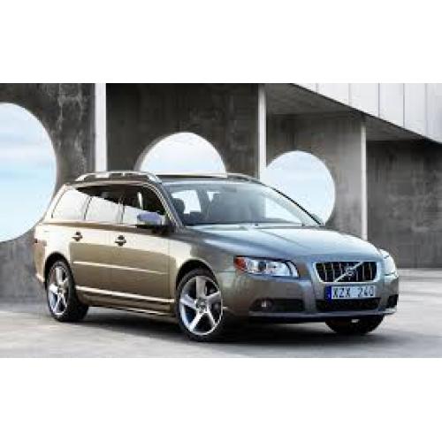 Volvo v70 2013 lederen interieur for Lederen interieur
